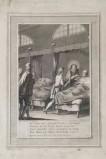 Alessandri I. (1787), San Filippo Neri visita gli ospedali
