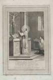 Alessandri I. (1787), San Filippo Neri prega il Crocifisso