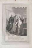Alessandri I. (1791), San Filippo Neri appare a Santa Caterina de' Ricci