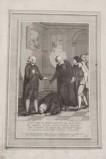 Alessandri I. (1791), San Filippo Neri predice il pontificato al cardinale