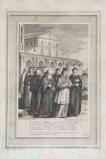 Alessandri I. (1788), San Filippo visita le sette Chiese di Roma