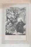 Alessandri I. (1792), San Filippo Neri e gli angeli