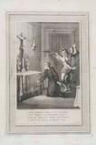 Alessandri I. (1789), San Filippo Neri resiste alle tentazioni