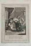 Alessandri I. (1789), San Filippo Neri baciato dal pontefice