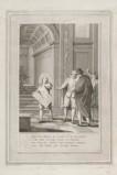 Alessandri I. (1786), San Filippo Neri rinnega i suoi avi