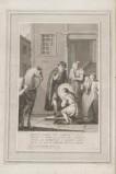 Alessandri I. (1787), San Filippo Neri in viaggio per San Germano