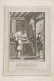 Alessandri I. (1787), San Filippo Neri rifiuta l'eredità dello zio