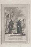 Alessandri I. (1788), San Filippo Neri incontra Sant'Ignazio di Loyola