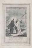 Alessandri I. (1787), San Filippo Neri incontra Agostino Ghettini