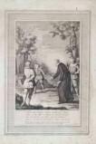 Alessandri I. (1788), San Filippo Neri e i fanciulli