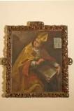 Bottega veneta (1688 ca.), Cornice del dipinto di San Giovenale
