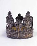 Bottega veneta sec. XIX, Corona del Bambino Gesù