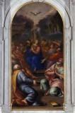 Ambito veneto sec. XVII, Pentecoste
