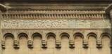 Adamino da San Giorgio sec. XIII, Fregio a girali di vite con animali