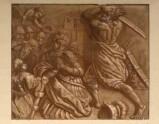 Ambito veneto sec. XIX, Decapitazione di San Giorgio