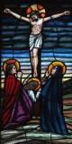 Cavallini S. (1990), Crocifissione di Gesù Cristo