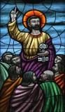 Cavallini S. (1990), San Pietro predica alle moltitudini