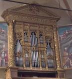 Bott. veneta sec. XVI, Mostra d'organo
