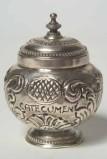 Legnaghi I. (2003), Vasetto per Olio dei Catecumeni