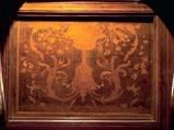 Giovanni da Verona (1499), Motivi vegetali con mascherone 1/2