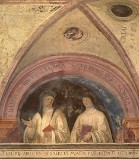 Morone F. sec. XVI, Santa Matilde e Santa Gertrude