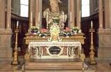 Rangheri G. B. sec. XVIII, Altare maggiore