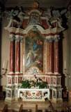 Turrini C. sec. XVIII, Altare di San Filippo Neri