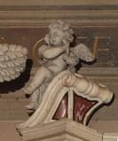 Turrini C. prima metà sec. XVIII, Angioletto con gamba sinistra piegata