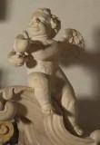 Aglio D. (1700), Angioletto seduto con navicella