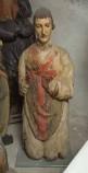 Bott. veronese sec. XVI, Figura maschile genuflessa