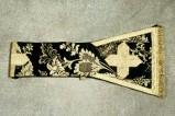 Manifattura veneta (1899), Manipolo nero con fiori 3/3