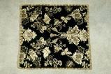 Manifattura veneta (1899), Velo di calice nero con fiori