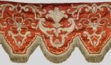 Manifattura italiana sec. XVIII, Padiglione rosso