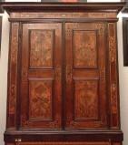 Ambito lombardo sec. XVIII, Armadio
