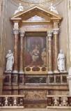 Alessandri F.-Manni B.-Galletti(1764-1847), Altare S.Benedetto