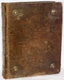 Ambito lombardo-veneto fine sec. XVIII, Messale