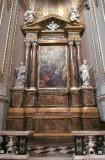 Salvi N. (1763-1771), Altare dei Santi Pietro e Paolo