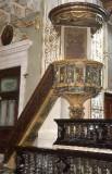 Alessandri F.-Arrighi A. sec. XVIII, Pulpito sinistro