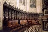 Sanz G.C.-Fantoni A. sec. XVII-XVIII, Coro