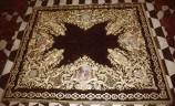 Manifattura lombarda sec. XIX, Coltre funebre