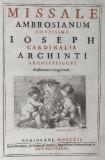 Bianchi G. sec. XVIII, Angioletti con simboli ecclesiastici