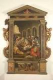 Naurizio P. (1591), Ancona lignea dipinta