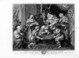 Baroni C. (1765), Saul unto re da Samuele