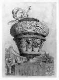 Damery J. (1657), Vaso con satiri e ninfa dormiente