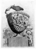 Damery J. (1657), Vaso con baccanale