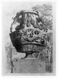 Damery J. (1657), Vaso con satiri e ninfe