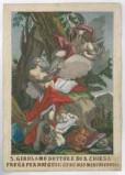 Calcografia Remondini sec. XVIII, S. Girolamo 1/2