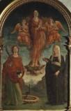 Liberale da Verona sec. XV, Santa Maria Maddalena e sante